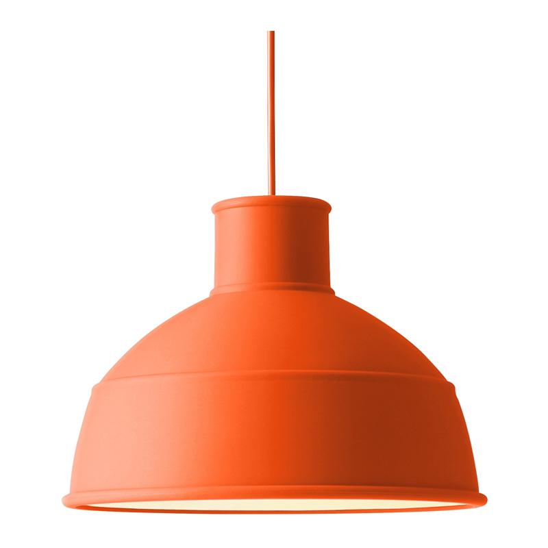 lampe muuto orange citrouille ponio