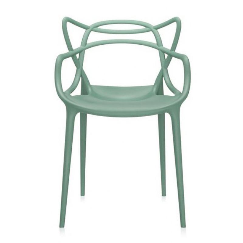 chaise-kartell-vert-eau-ponio