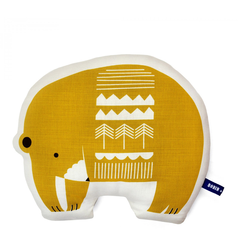 coussin-ours-robin-mould-jaune-moutarde-ponio