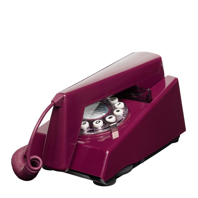 telephone-wild-wolf-rouge-bordeaux-ponio