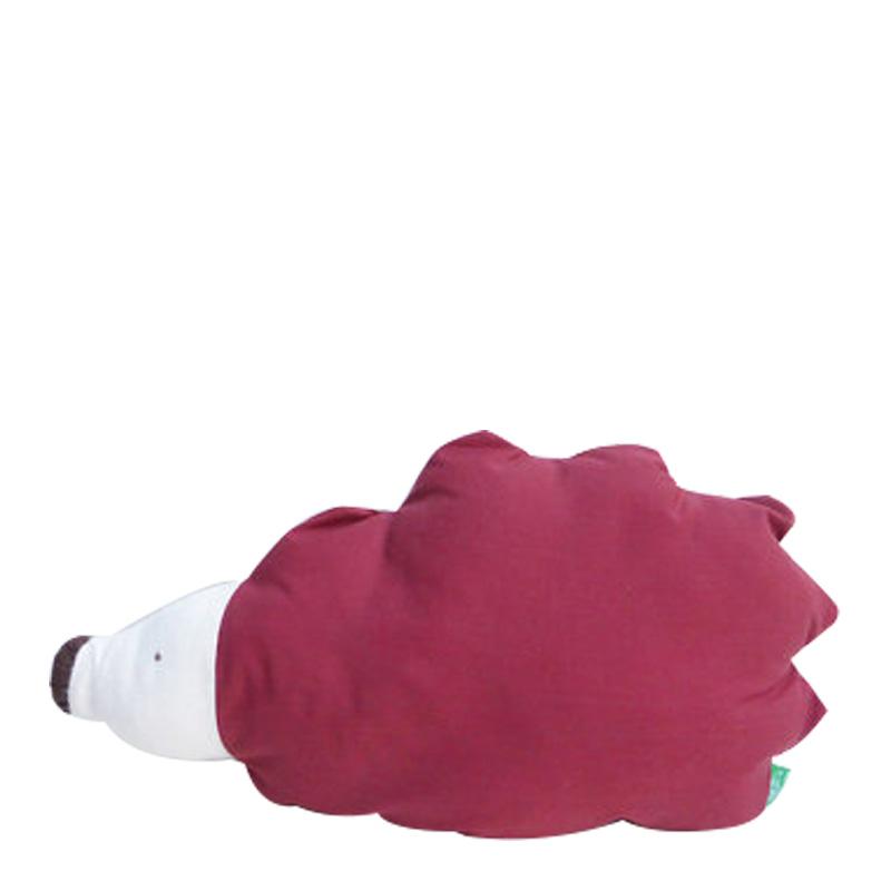 coussin-herisson-mushyP-rouge-bordeaux-ponio