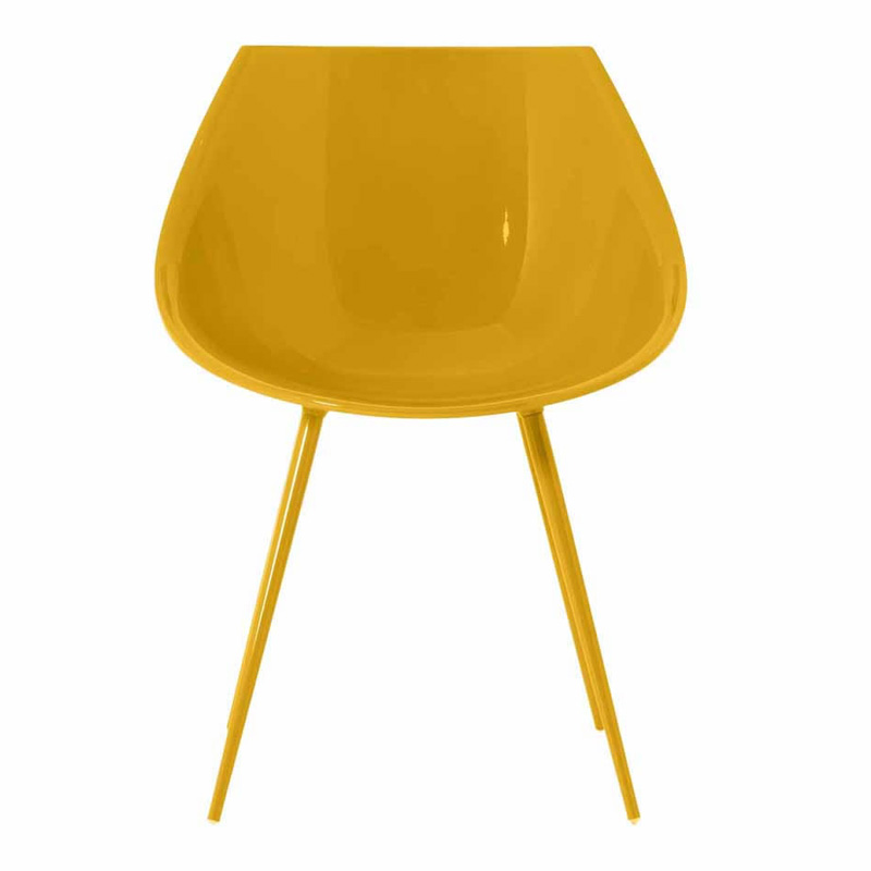 fauteuil-driade-jaune-moutarde-ponio