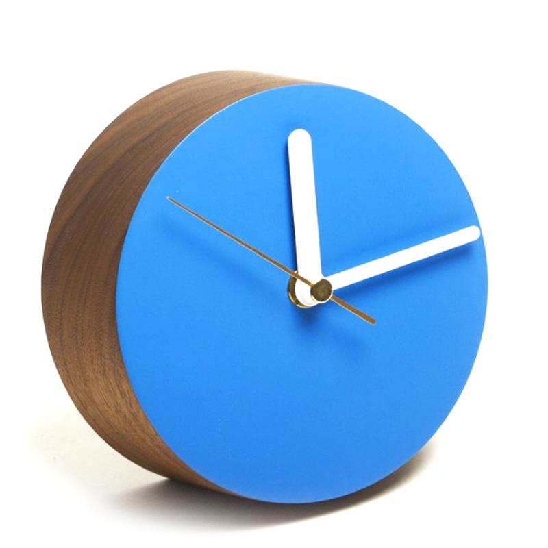 Horloge, Matt Pugh Design — Bleu Roi, Ponio