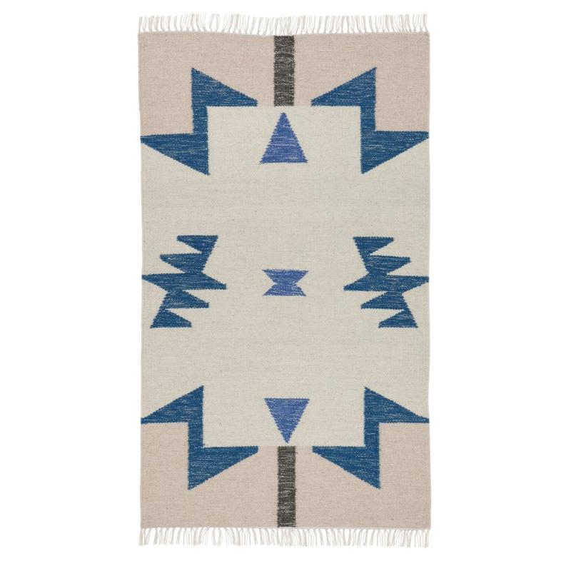 Tapis, Ferm Living — Bleu Roi, Ponio