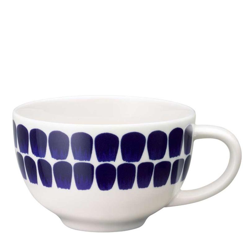Mug, Arabia — Bleu Roi, Ponio