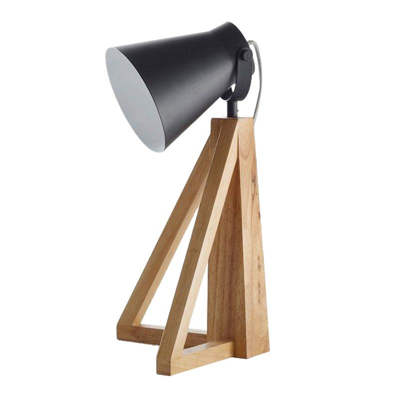 Lampe à poser, La Redoute Interieurs — Noir réglisse