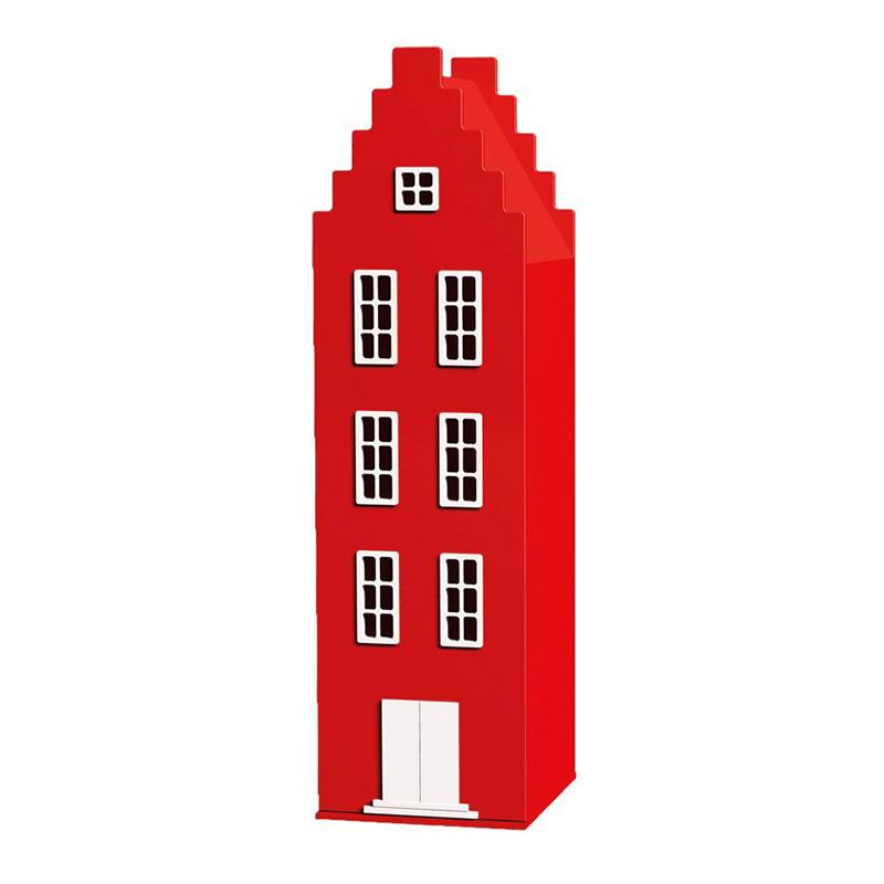 Armoire, Kast Van Een Huis — Rouge Coquelicot