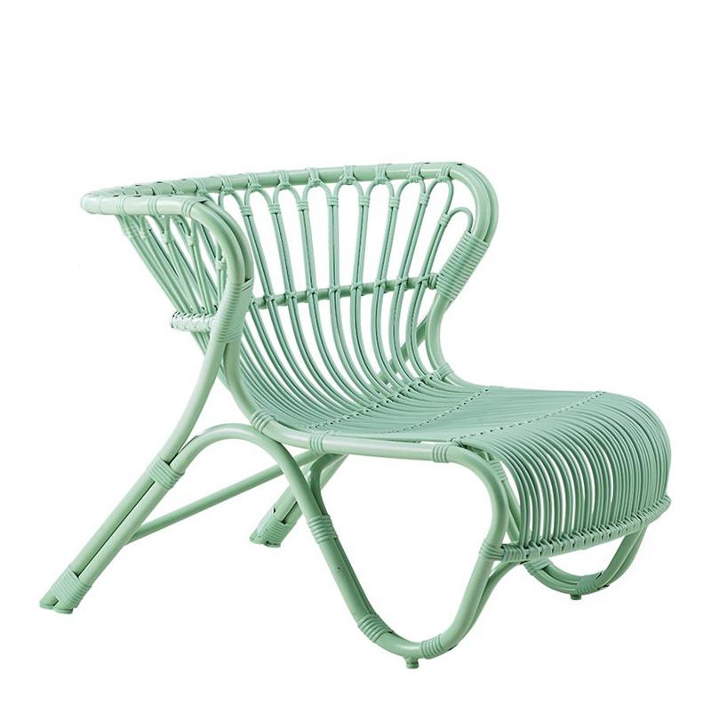 Fauteuil d'extérieur, Sika Design — Vert d'eau