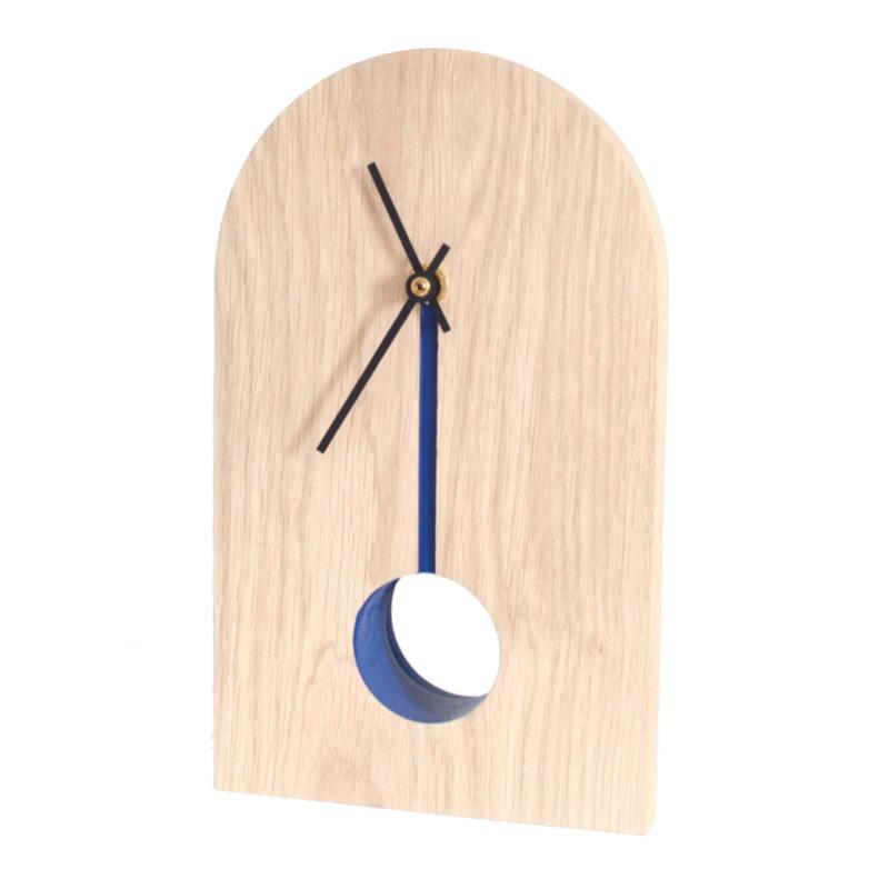 Horloge, inoow Design — Bleu Roi