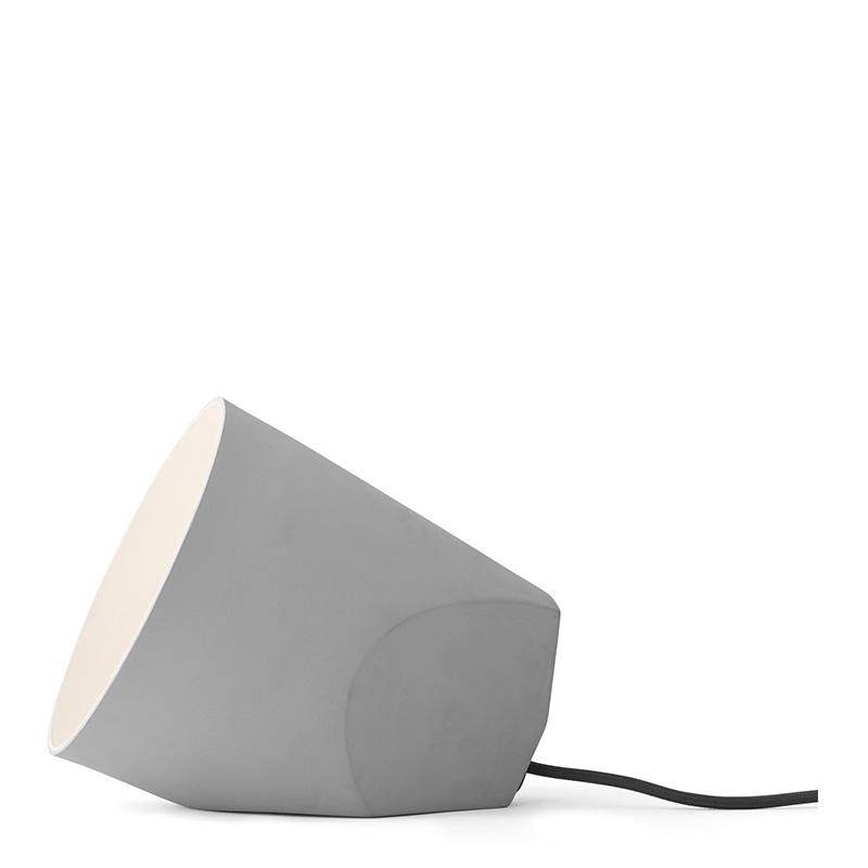 Lampe, Menu — Gris Perle, Ponio