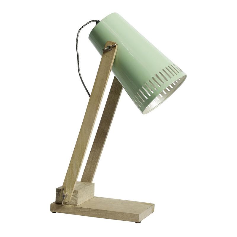 Lampe à poser, Nordal — Vert d'eau