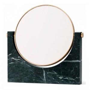 Miroir, Menu — Marbre