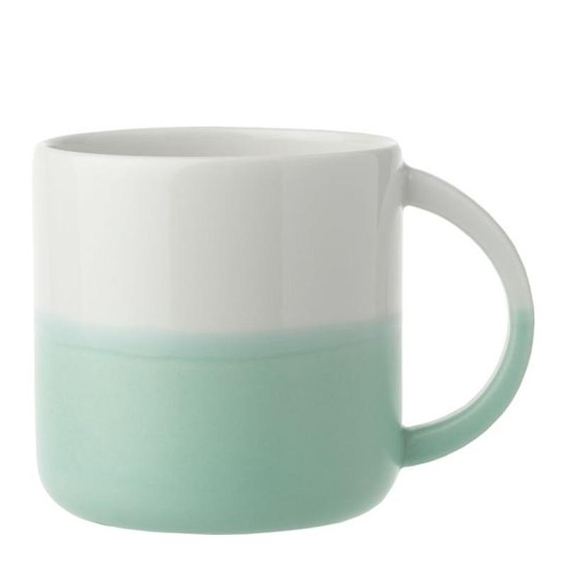 Mug, Toast — Vert d'eau