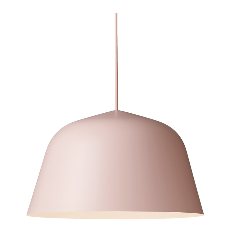 Suspension, Muuto — Rose Dragée