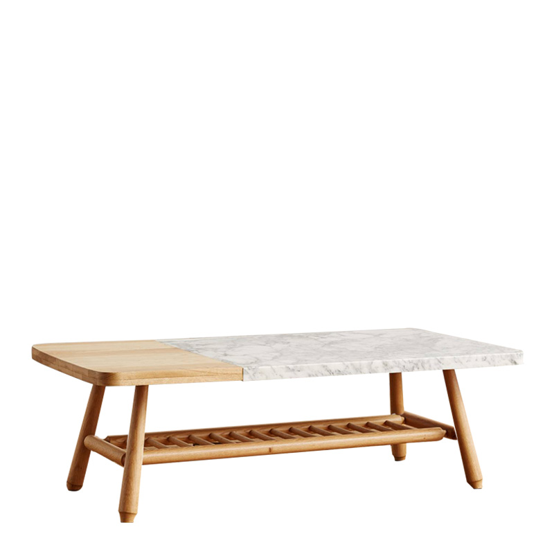 Table basse, Anthropologie — Marbre