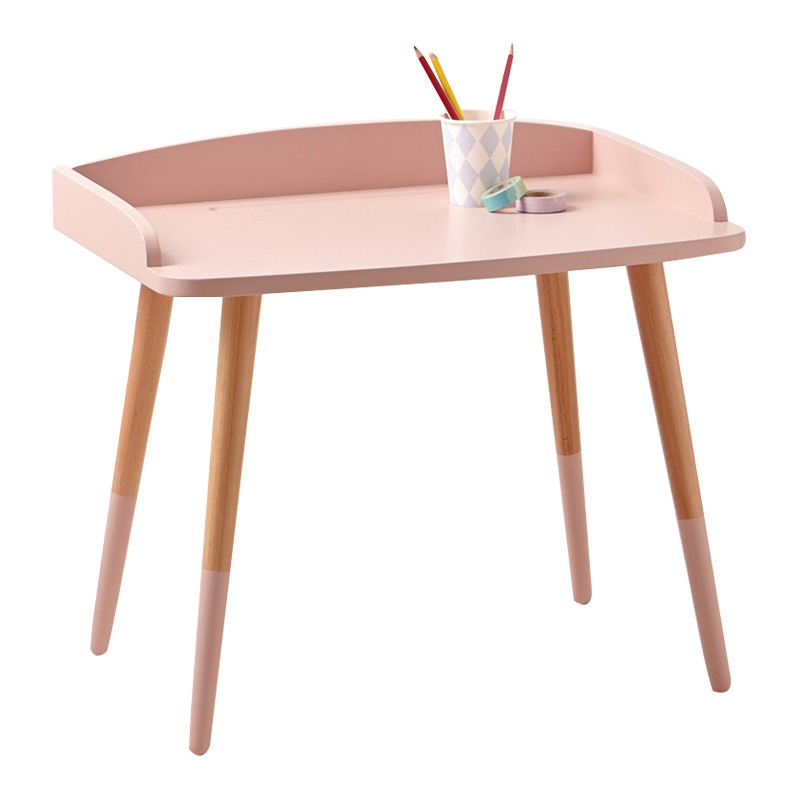 Table à dessin, Cyrillus — Rose Dragée