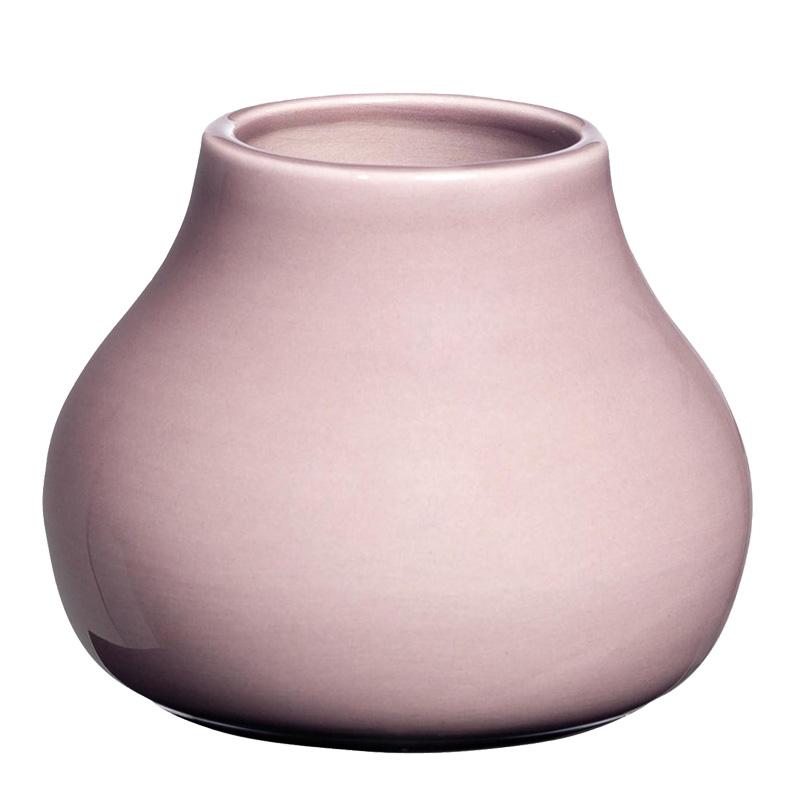 Vase, Kahler — Rose Dragée