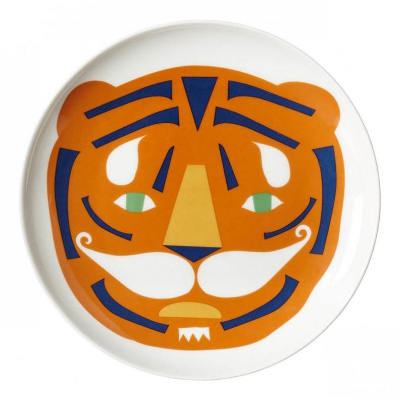 Assiette, Donna Wilson — Orange Citrouille, Ponio