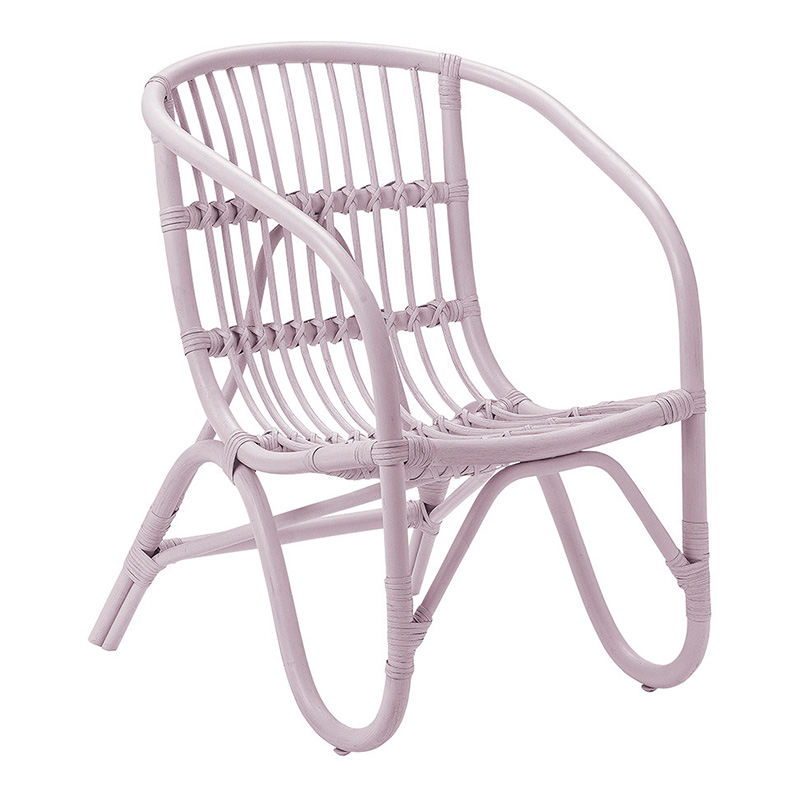 Chaise, Bloomingville — Naturel, Ponio