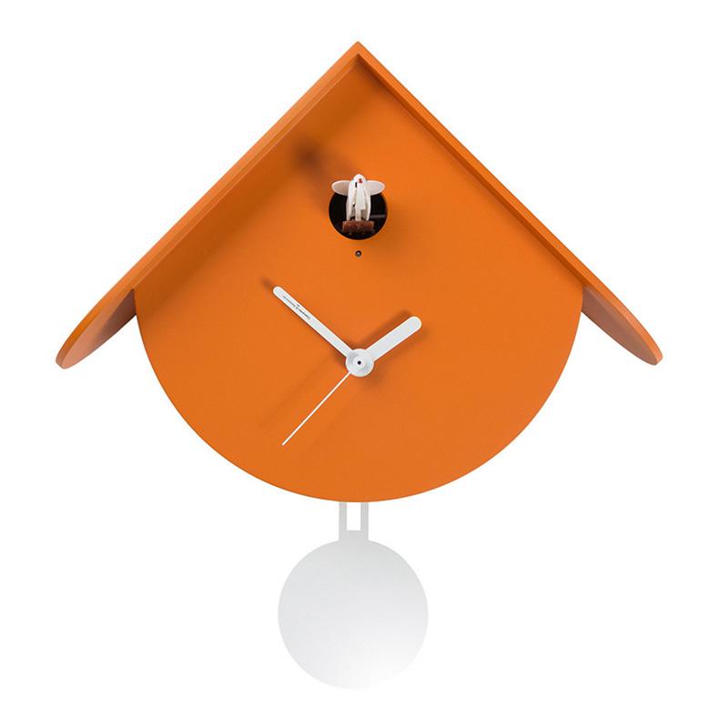 Horloge, Diamanini & Domeniconi — Orange Citrouille, Ponio