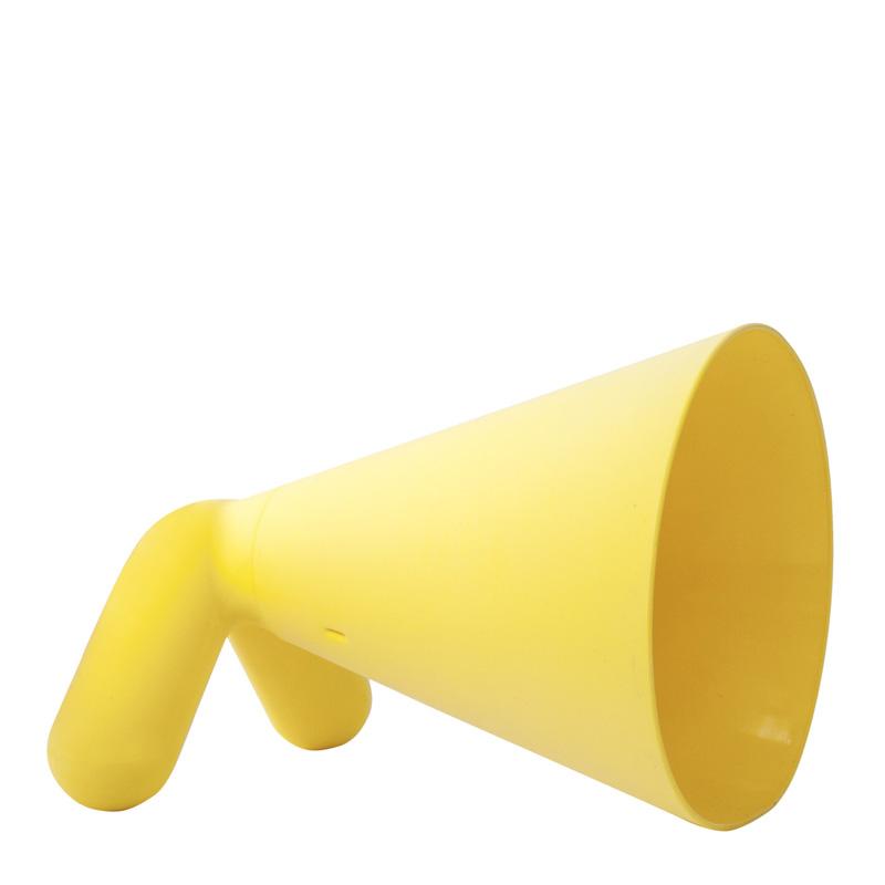 Lampe à poser, Pop Corn — Jaune Citron, Ponio