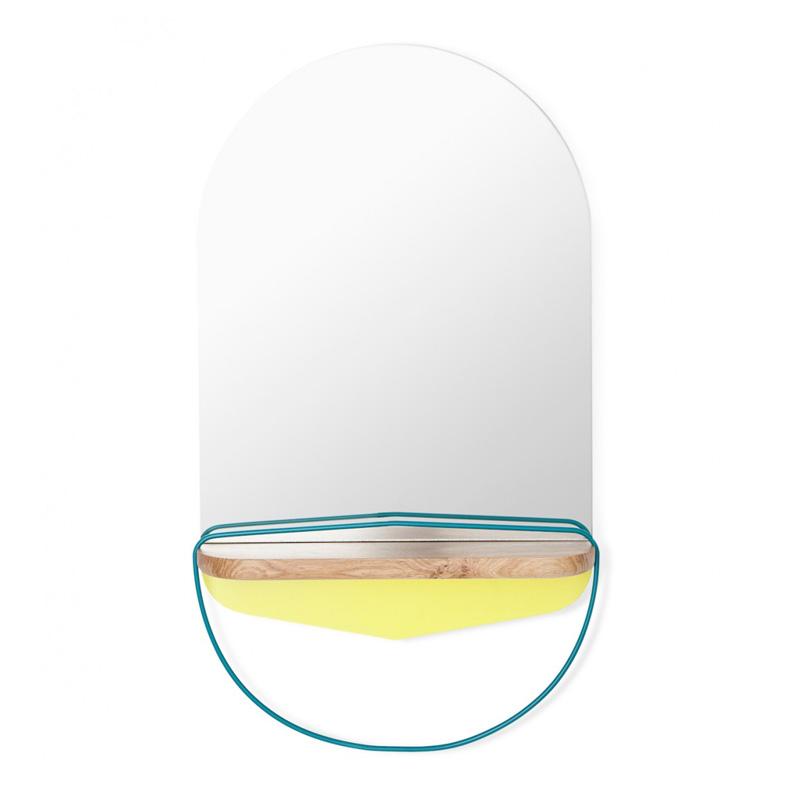 Miroir, Hartô — Jaune Citron, Ponio