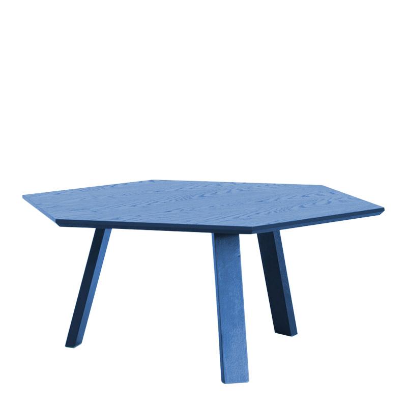 Table, Department — Bleu roi, Ponio
