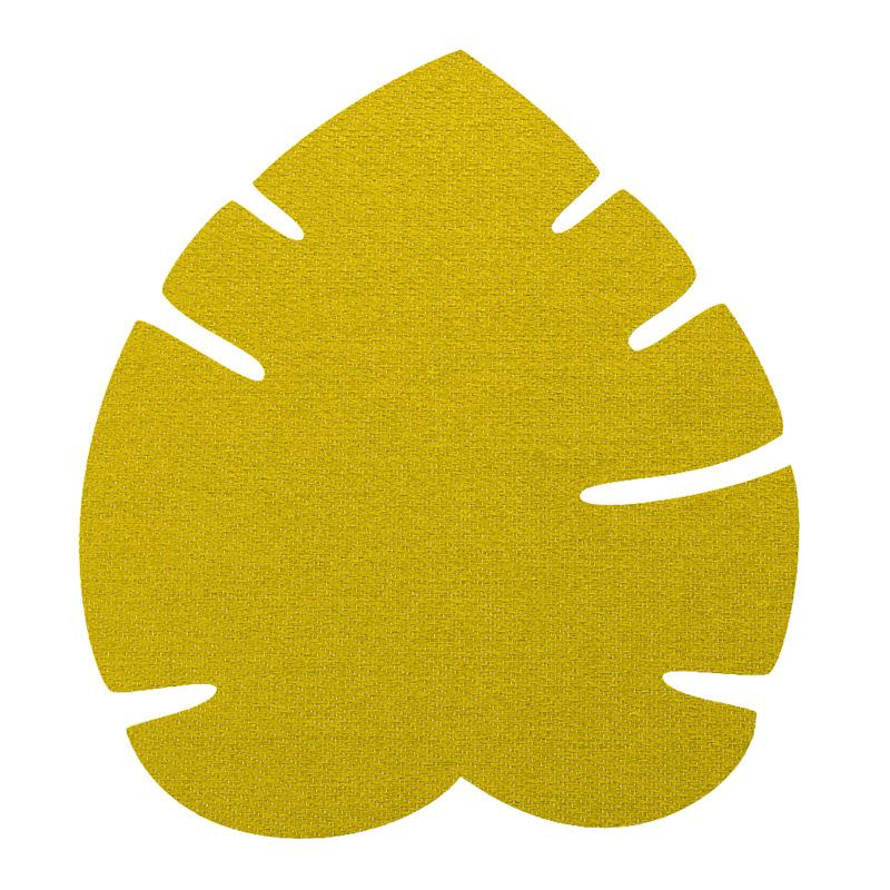 Tapis Extérieur, Fermob — Jaune Moutarde, Ponio