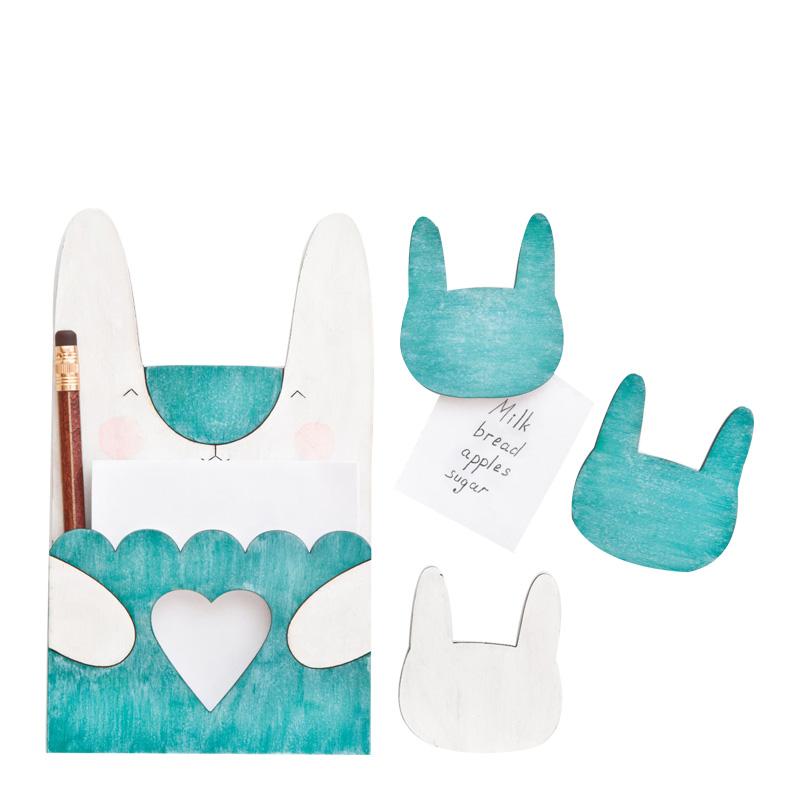 Aimants, Julia Wine — Bleu Turquoise, Ponio