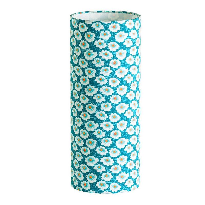 Lampe Tube, Fabuleuse Factory — Bleu Turquoise, Ponio