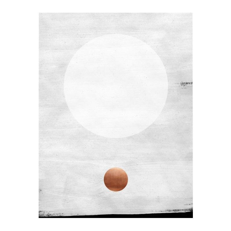 Affiche, Leemo — Cuivre, Ponio
