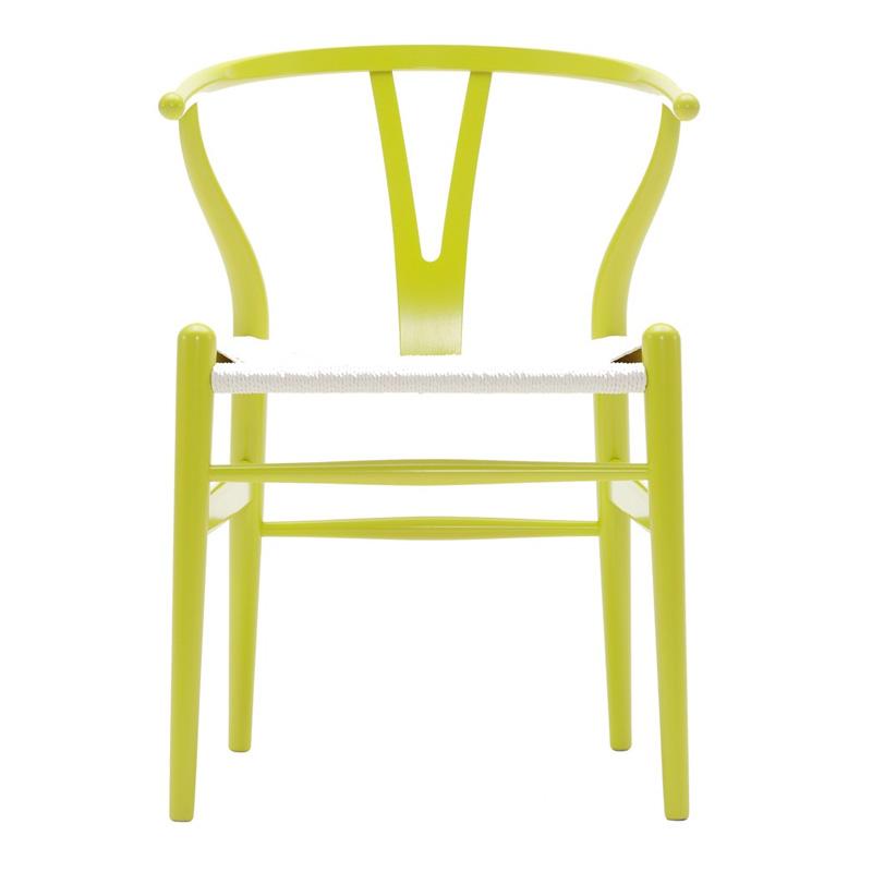Chaise, Hans Wegner — Fluo, Ponio