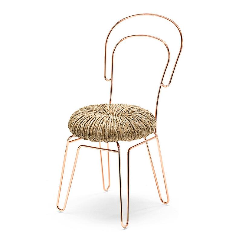 Chaise, Mogg — Cuivre, Ponio