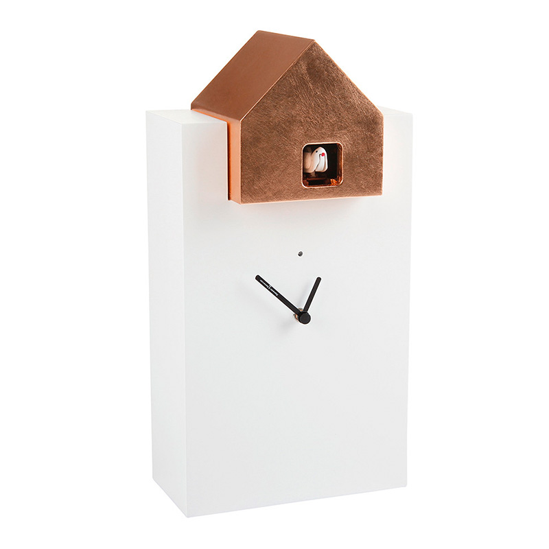 Horloge à Coucou, Diamantini & Domeniconi — Cuivre, Ponio