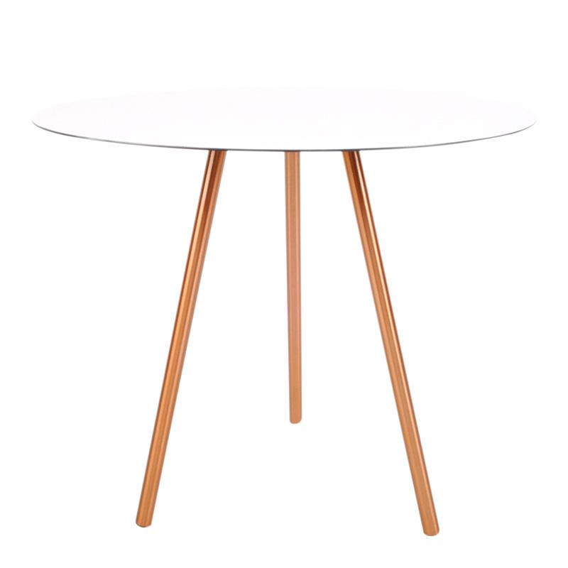 Table Basse, XL Bloom — Cuivre, Ponio