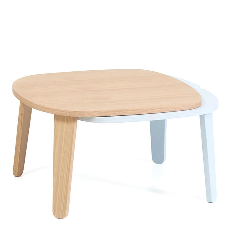 Table Basse, Hartô — Bleu Nordique, Ponio