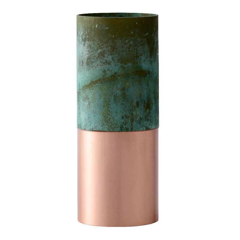 Vase, &Tradition — Cuivre, Ponio
