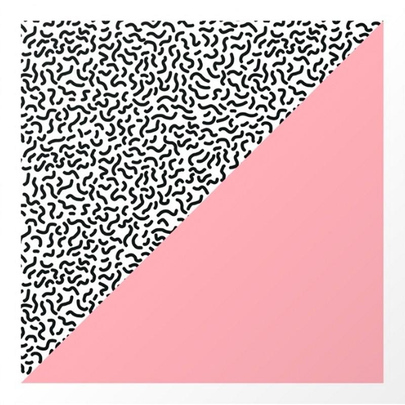 Affiche, Dizzy Moments — Rose Bonbon, Ponio
