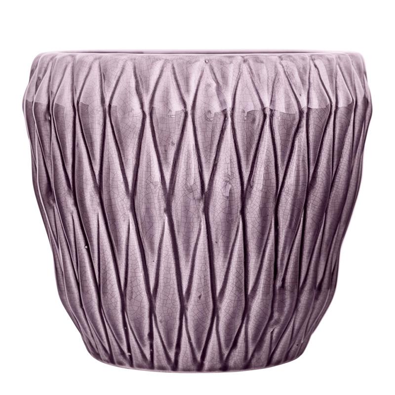 Cache-pot, Bloomingville — Violet Lilas, Ponio