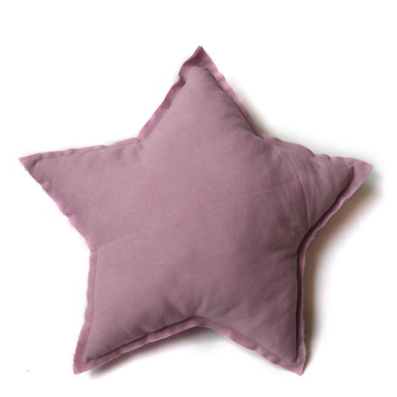 Coussin, Numéro 74 — Violet Lilas, Ponio