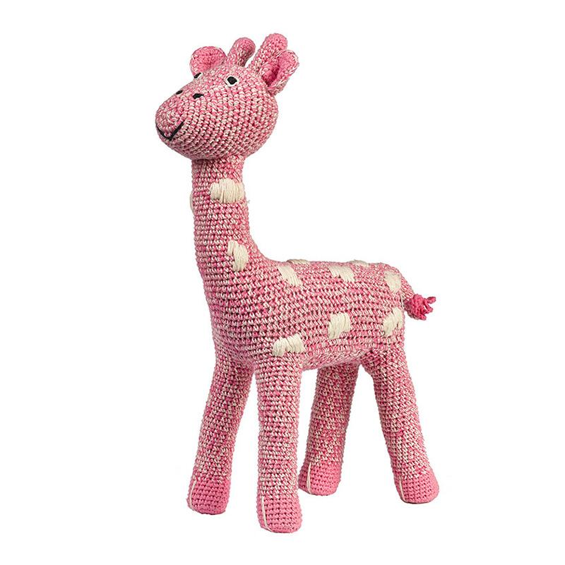 Girafe en Crochet, Anne-Claire Petit — Rose Bonbon, Ponio