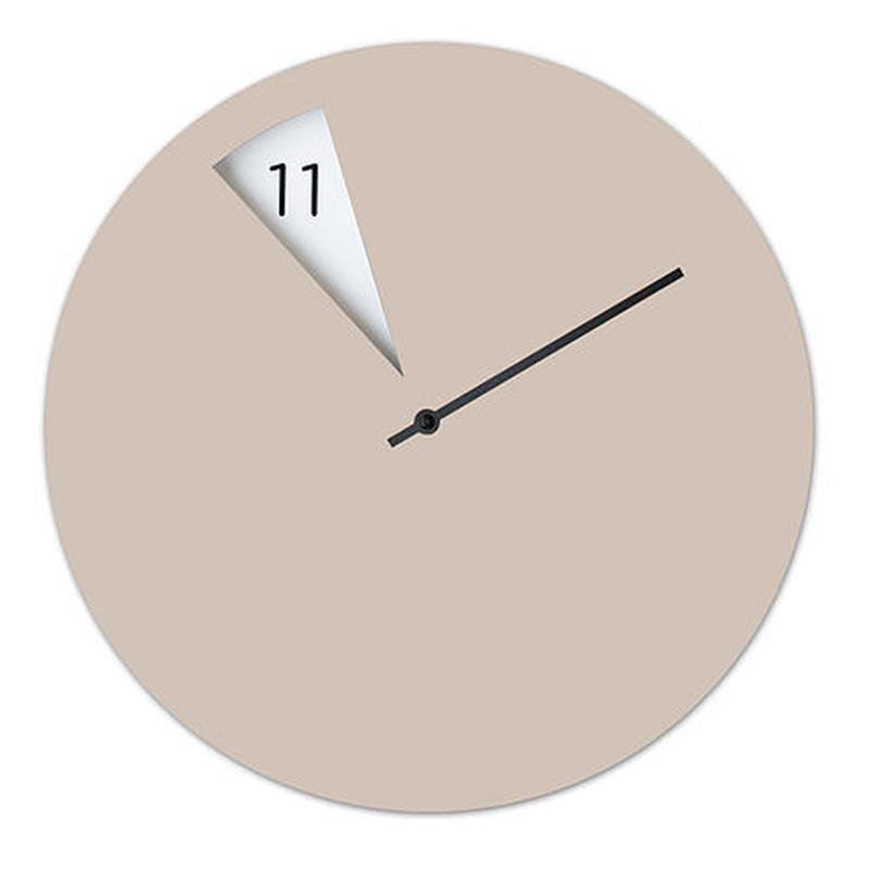 Horloge, Sabrina Fossi — Blanc Crème, Ponio