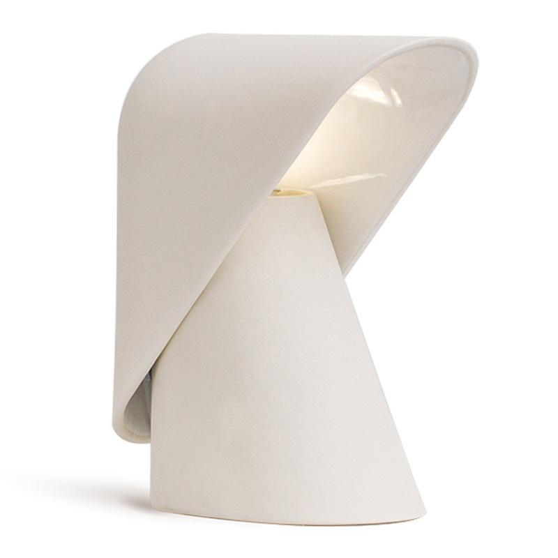 Lampe de Table, Vitaming Living — Blanc Crème, Ponio