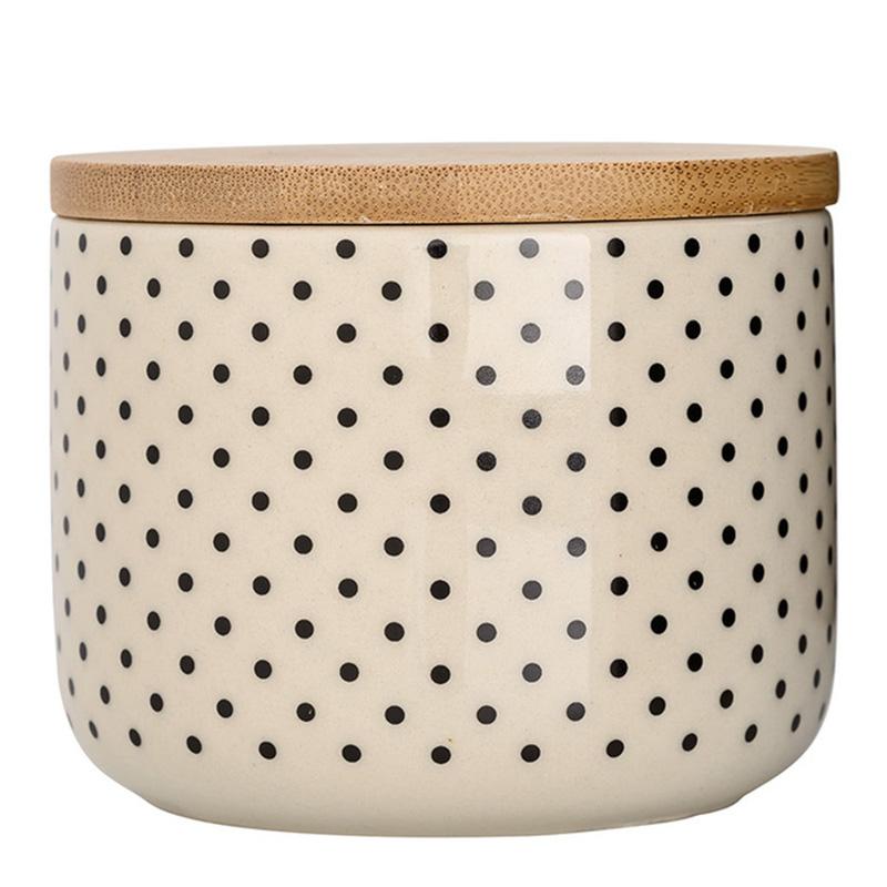 Pot, Bloomingville — Blanc Crème, Ponio