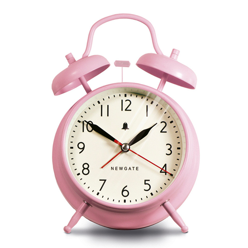Réveil, Newgate Clocks — Rose Bonbon, Ponio