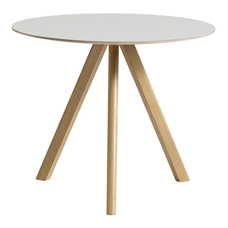 Table, HAY — Blanc Crème, Ponio