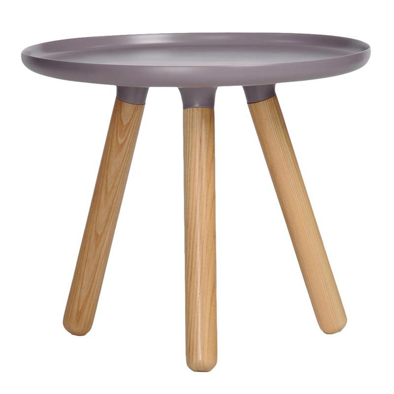 Table Basse, Normann Copenhagen — Violet Lilas, Ponio