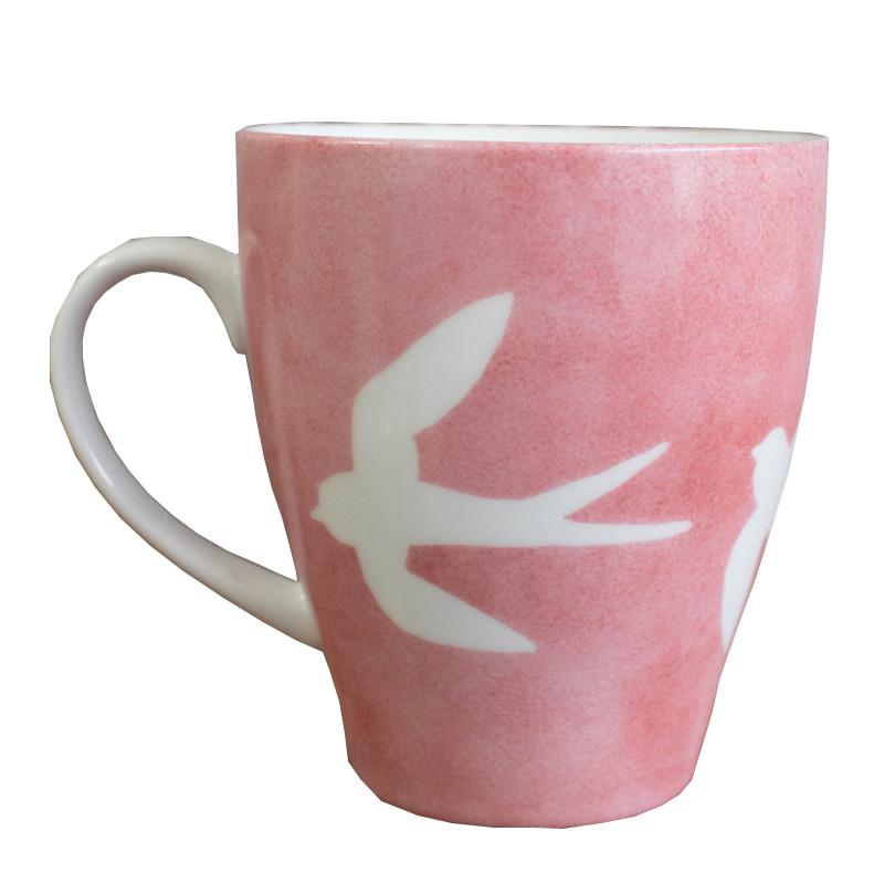 Mug, Chaleur Urbaine — Rose Bonbon, Ponio