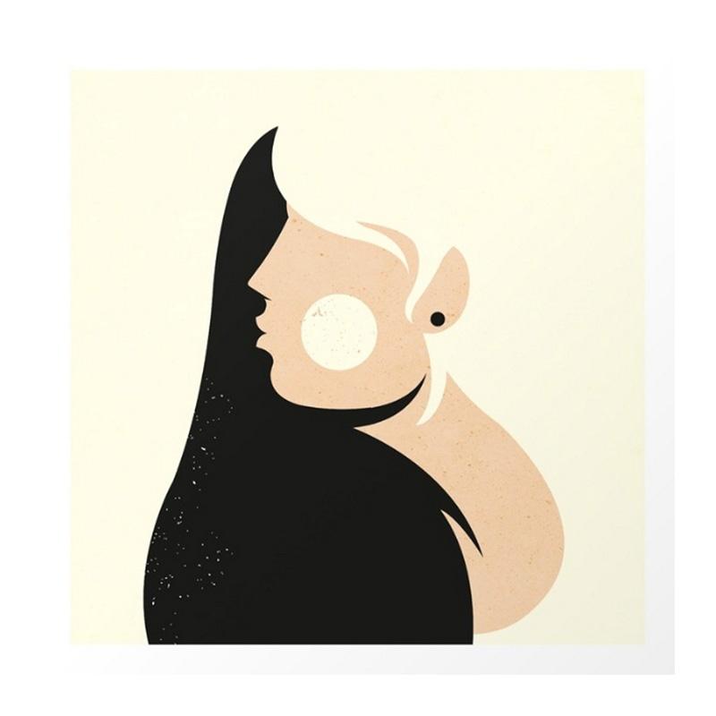 Affiche, Adam Quest — Jaune Poussin, Ponio