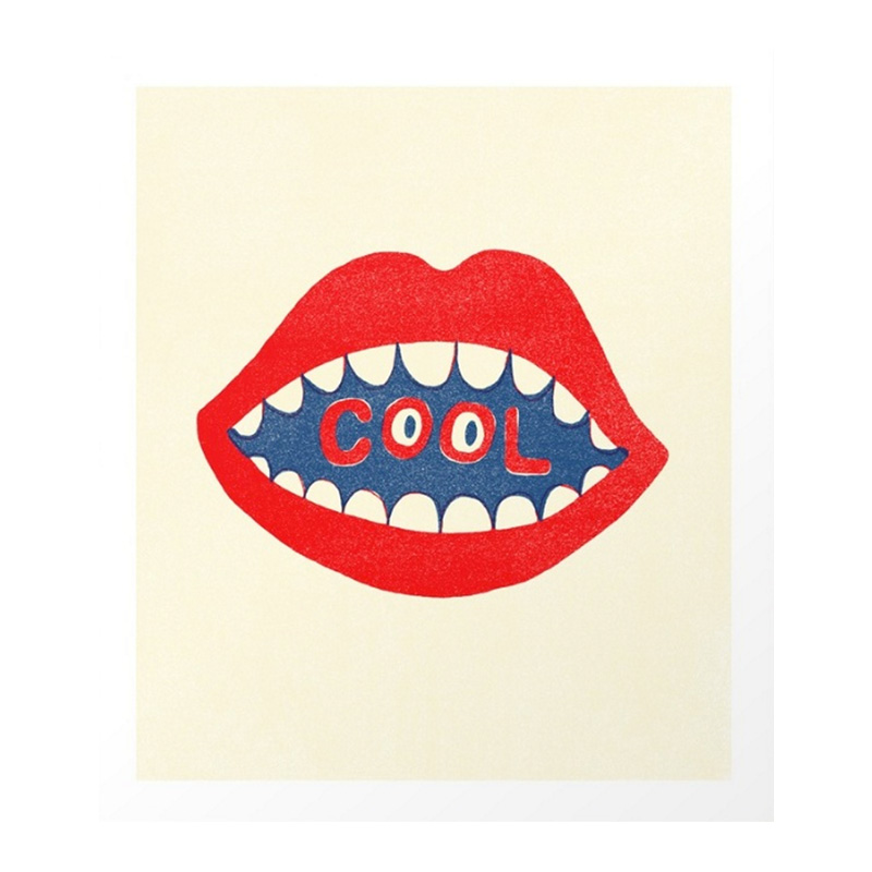 Affiche, Nick Nelson — Rouge Coquelicot, Ponio